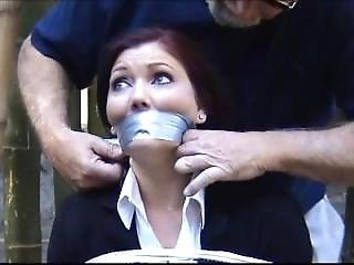Two Women Bound And Gagged