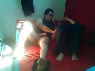 Arabic Couple Fucking On Bed Hidden Cam