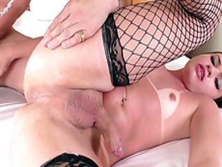 Shemale Goddess Lara Machado Tight Ass Fucked Deep By Hunk Dude Alex Victor