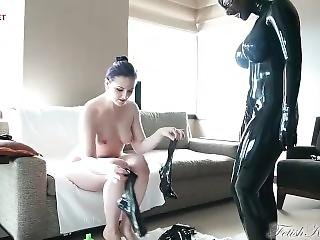 catsuit sex tube