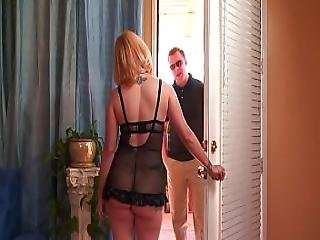 Your Step Mom Is A Whore Getting Creampied By Repair Man