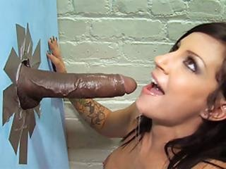 Tori Lux Wants To Try Bbc At A Gloryhole