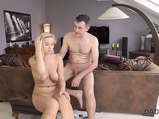 Daddy4k. Nikki Tries Cock Of Lovers Perky Because Wants Experience