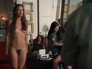 Olivia Wilde Naked In Vinyl S01e06
