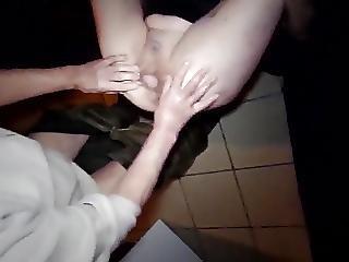 Milf Im Pornokino Wird In Alle Loecher Gefickt 1 Von 4
