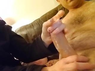 Handjob To Completion