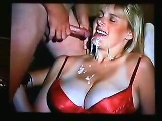 Lovely Blonde � Delicious Facial (vintage) Hd