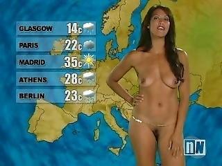 April Torres - Naked News