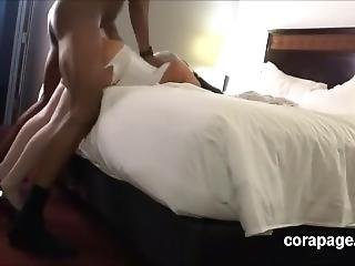 Fucked This Hot Escort With My Black Cock
