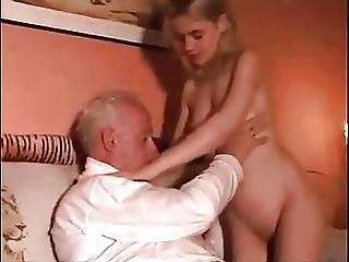 German Teen Fucks Her Professor