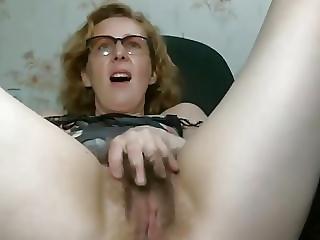 Webcam Hairy Beauty