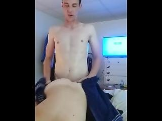 Cuckold Couple Talking About Bbc During Sex 2
