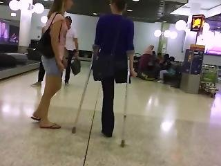 Airport Amputee