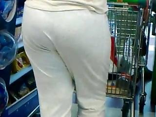 Milf Embarazada En El Super Milf Pregnant At Supermarket