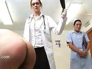 Cfnm Doctor Helps Boy With Small Cock