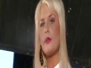 Smoking Blonde Mistress Pov