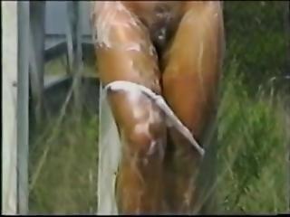 Busty Dusty Wet