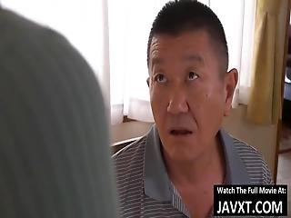 Hot Asian Housewife Fucked By Intruder