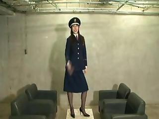 Dancing Stewardess