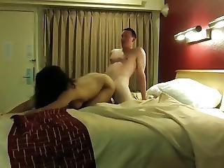 Hot Hotel Room Fucking
