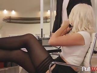 Btaw Gigi Allens & Bradley Remington Xxx Undersecretary (big Tits At Work)