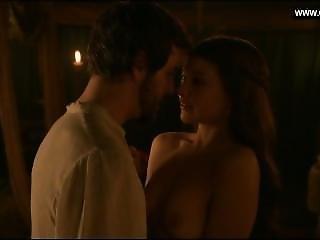 Natalie Dormer - Flashing Her Boobs - Game Of Thrones S02e03 (2012)