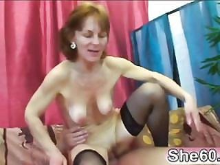 Ivet Is A Horny Lady About To Get Fucked!