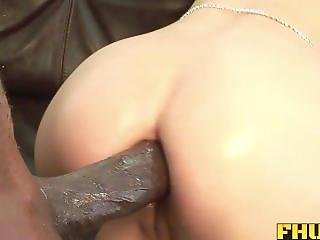 Fhuta - Holly Dreamed Of A Big Black Cock And Got It