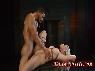 Redhead Brutal Bondage Now She%27s Broke%2C Stranded And Has No Id%21