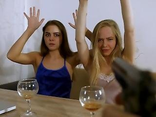 Russianfetish - Put Your Hands Up! Olesya And Leya