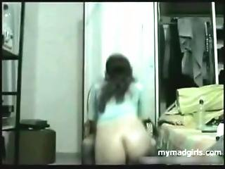 Hot Teen Brother And Sister Caught On Cam