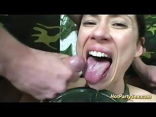 Anal, Blowjob, Cum, Mature, Military, Soldier, Teen