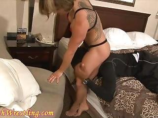 Mixed Wrestling 11