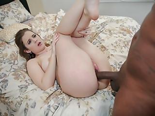 Sexy Teen Realtor Rides Buyers Bbc