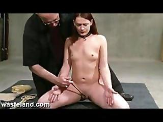 Wasteland Bondage Sex Movie A Young Caning Pt
