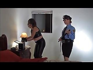 Policewoman Catches Thief Pt.1