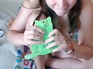 Hot Blond Chick