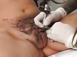 Art, Pornstar, Pussy, Softcore, Tattoo