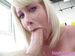 Swallowed Riley Jenner Throat Fucked By White Monster Dick
