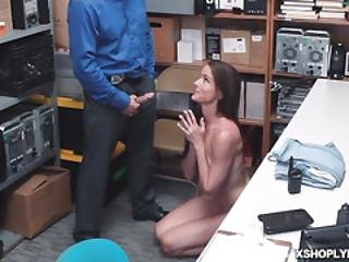 Sofies Mature Pussy Got Fucked Doggystyle At The Office