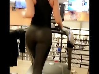 Treadmill Booty