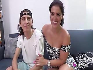 Filipe S Best Waking Material Are Montse S Videos. Today He S Banging Her