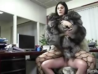 Fur Coat Fuck