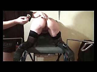 French Hairy Mature Meets The Doc And Plays With Him Part 2