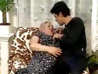 Chubby, Fucking, Grandma