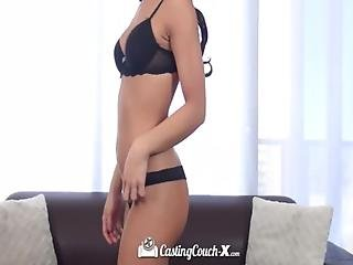 Castingcouch-x - First Porn Audition For Asha Marie