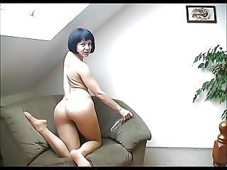 Flexible Brunette Alexa