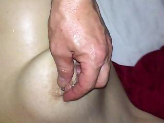 Gaped Reverse Cowboy On My Strap-on! Femdom And Male Slut