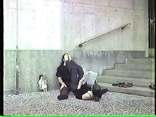 Voet, Fetish, Voet, Oud, Publiek