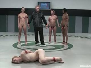 Xvideos combat nude domination stopped the